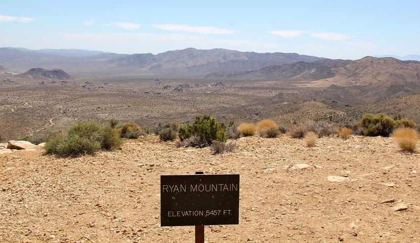 Ryan mountain