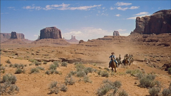 best films set in the wild west